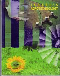 Israel's Agrotechnology. Catalog, 1999 by Published by Israel Export Instititute - Paperback - First Edition - 1999 - from Judith Books (SKU: biblio1131)