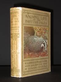 Animal Life of the British Isles: A Pocket Guide to the Mammals, Reptiles and Batrachians of Wayside and Woodland (Wayside and Woodland Series)