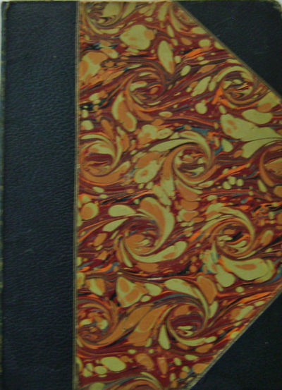 Paris: Imprimerie Nationale, 1903. First edition. Leather Bound. Very Good +. First edition. Large q...