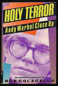 image of Holy Terror: Andy Warhol Close Up