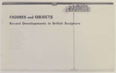 Southampton: John Hansard Gallery, 1983. First edition. Oblong softcover. Exhibition catalog for a g...