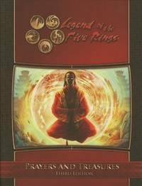 Legend of the Five Rings: Prayers and Treasures, Third Edition