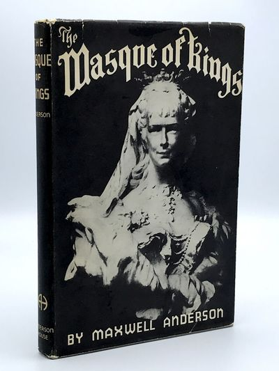 New York and Washington: Anderson House, 1936. 8vo. 141pp. Original cloth; dust jacket. A very good ...