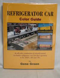 image of Refrigerator Car Color Guide