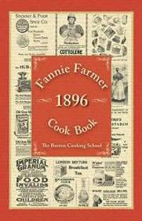 image of Fannie Farmer 1896 Cook Book