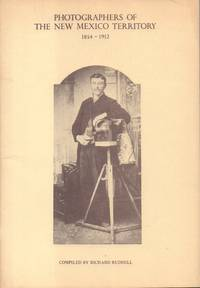 Photographers of the New Mexico Territory, 1854-1912