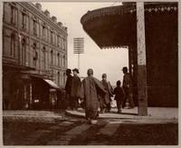 Original photo of Chinatown San Francisco street scene