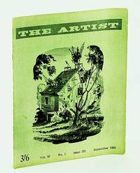 The Artist (Magazine), September (Sept.) 1958, Vol. 56, No. 1 - The Creative Outlook