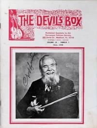 image of The Devil's Box (Vol 24, No 3, Fall 1990)