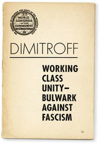 image of Working Class Unity - Bulwark Against Fascism