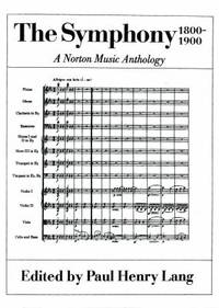 Symphony, 1800-1900 by Paul Henry Lang - Paperback - 1969 - from ThriftBooks (SKU: G0393098656I3N00)