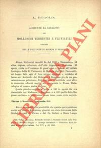 Aggiunte al Catalogo dei Molluschi terrestri e fluviatili viventi nelle provincie di Modena e Reggio.