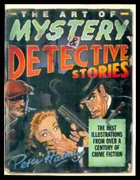 image of THE ART OF MYSTERY AND DETECTIVE STORIES - The Best Illustrations from Over a Century of Crime Fiction