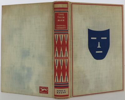 New York: Knopf, 1934. First Edition. hardcover. Very good.. A very good first edition (First Editio...