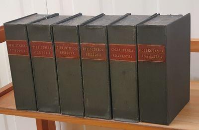 Bibliotheca Curiosa and Collectanea...