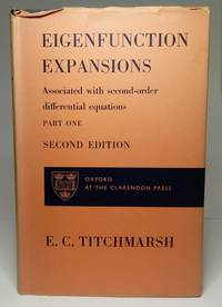 image of Eigenfunction Expansions (Volume 1)