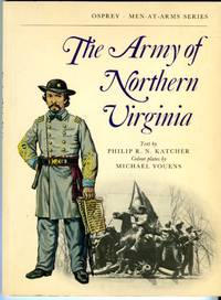 image of The Army of Northern Virginia (Osprey Men at Arms Series 37)