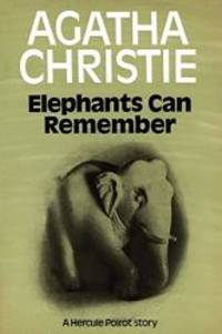 Elephants Can Remember by Agatha Christie - 1972-01-08