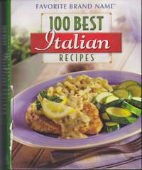100 Best Italian Recipes