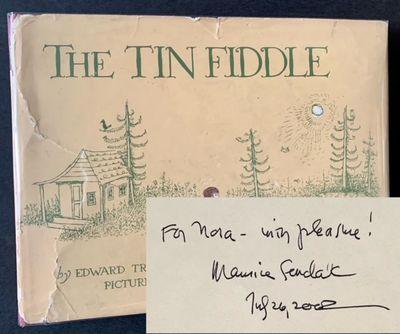 New York: Oxford University Press, 1954. Cloth. Very Good +/Good +. Maurice Sendak. INSCRIBED BY MAU...