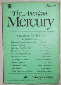 The American Mercury March 1934 (Vol. XXXI No. 123)