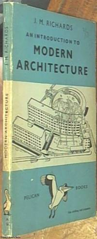 image of An Introduction to Modern Architecture (Pelican Books)