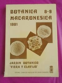 BOTANICA MACARONESICA No. 8-9