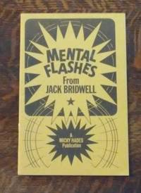 image of Mental Flashes from Jack Bridwell