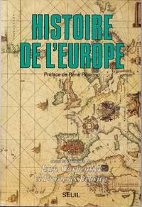 image of Histoire de l'Europe.