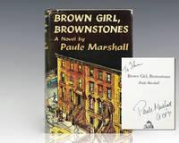 image of Brown Girl, Brownstones.