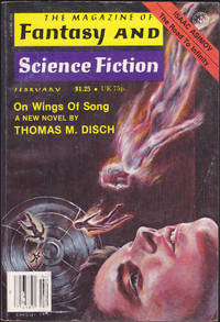 The Magazine of Fantasy and Science Fiction, February 1979  (Vol 56, No 2)