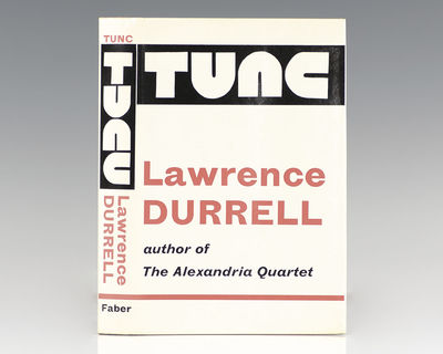 London: Faber and Faber, 1968. First edition of this novel by the author of The Alexandria Quartet. ...