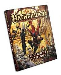 image of Pathfinder Roleplaying Game: Ultimate Intrigue