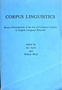 image of Corpus Linguistics. Recent Developments in the Use of Computer Corpora in English Language Research