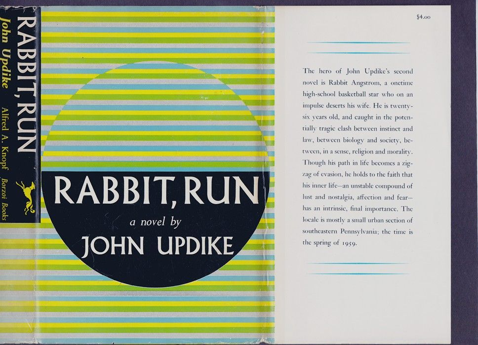 "happiness in the rabbit by john updike Rabbit redux quotes  ― john updike, rabbit redux 3 likes like ""man is a mechanism for turning things into spirit and turning spirit into things""."