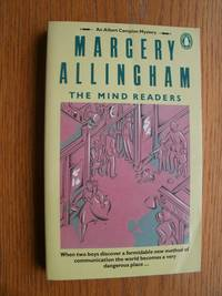 The Mind Readers by  Margery Allingham - Paperback - Reprint - 1984 - from Scene of the Crime Books, IOBA (SKU: biblio11751)
