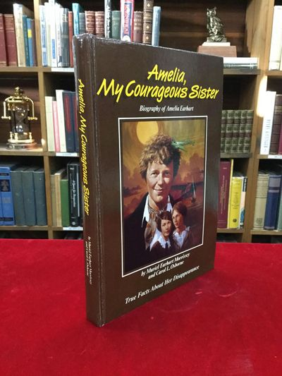 meaning of the poem courage by amelia earhart