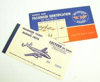 image of Eastern Air Lines [Airlines] 1950 Passenger Ticket,