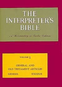 General Articles, Genesis, Exodus