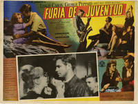 Furia De Juventud [The Subterraneans] (Collection of 6 Spanish language lobby cards from the 1960 US film)