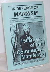 image of In Defense of Marxism Bulletin of the British Supporters of the International Trotskyist Opposition