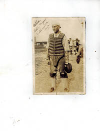 Early Baseball SIGNED Photograph