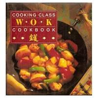 Cooking Class Wok Cookbook (Hardcover) by J.k - Hardcover - 1994-01-01 - from InventoryMasters (SKU: ug-hb-cookbook-5)