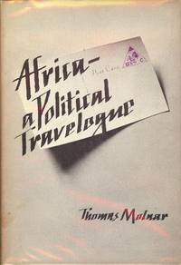 AFRICA: A POLITICAL TRAVELOGUE