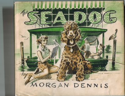 New York: The Viking Press, 1958. SCARCE First Edition in dust jacket. The story of Splash the Irish...