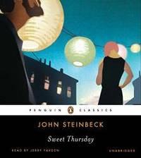 image of Sweet Thursday (Penguin Audio Classics)
