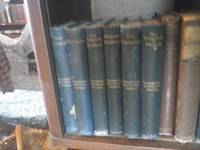 Erckmann-Chatrian Novels Set of Six Volumes, Translated from the French