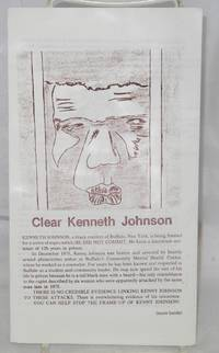 image of Clear Kenneth Johnson