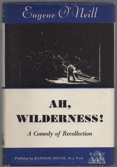 New York: Random House, 1933. Hardcover. Fine/Fine. First edition. Small, attractive leather bookpla...