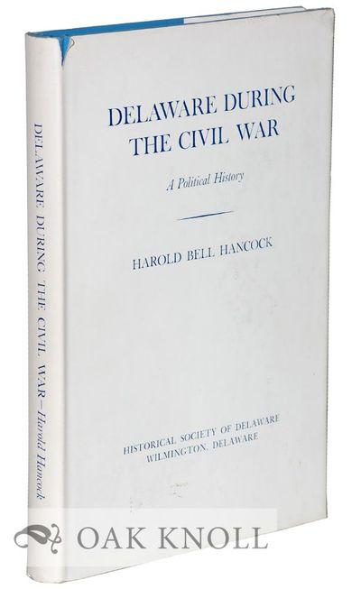 Wilmington: Historical Society of Delaware, 1961. cloth, dust jacket. 8vo. cloth, dust jacket. (viii...